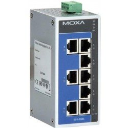 Moxa Industriell Switch (5 portar)