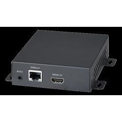 HDMI-förlängning via Ethernet (med RS-232)