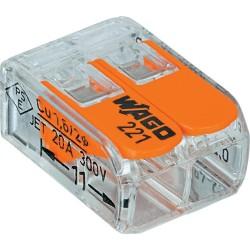 WAGO 222-412 (10-pack)