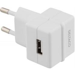 Nätladdare USB 5V 1A