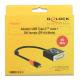 USB-C till DVI-adapter