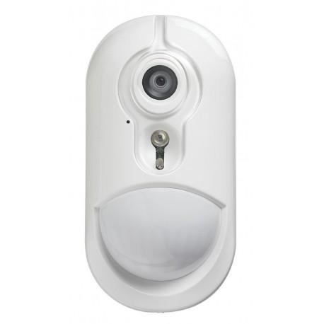 Trådlös IR-detektor med kamera