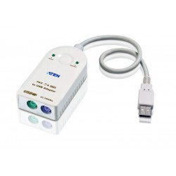 PS/2 till USB-adapter