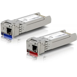 U Fiber Single-Mode 10G BiDi, 2-pack