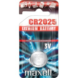 CR2025 Litium batteri