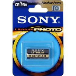 Sony CR123A