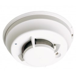 Optisk 4-tråds rökdetektor (utan siren)