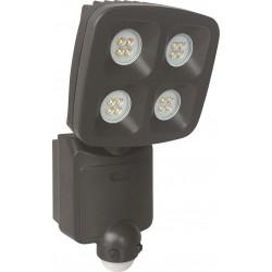 Hydra LED-Strålkastare 36W (Med Sensor, IP54)