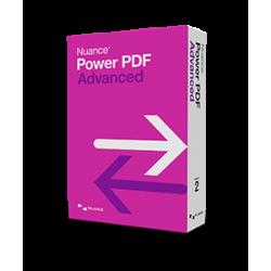 Nuance Power PDF Advanced