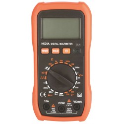 Digital Multimeter Compact Cat III 600V