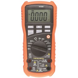 Digital Multimeter Cat III 1000V True RMS