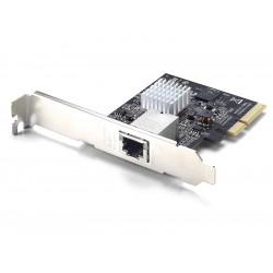 AKiTiO 10GBase-T/NBASE-T™ PCIe Nätverkskort