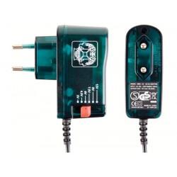 Ställbar nätadapter 3-12V DC (10W, utbytbara kontakter)