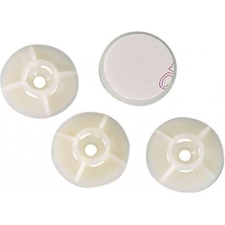 Buntbandsfäste (2,4-4,8 mm, 50 ST)