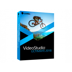 Corel VideoStudio Ultimate 2018 för Windows