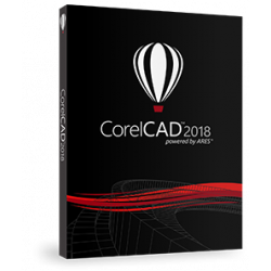 CorelCAD 2018 för Windows/Mac (ESD)