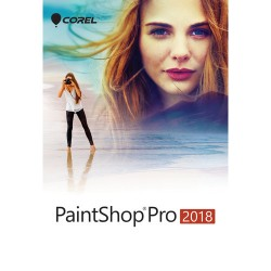 Corel PaintShop Pro 2018 för Windows (ESD)