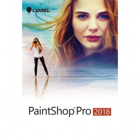 Corel PaintShop Pro 2018 för W(ESD)