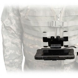 Getac MX50 Tactical Vest Mount (Molle)