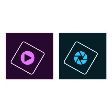 Adobe Photoshop Elements 2018 & Premiere Elements 2018 (ESD)