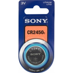 Sony Lithium batteri CR2450