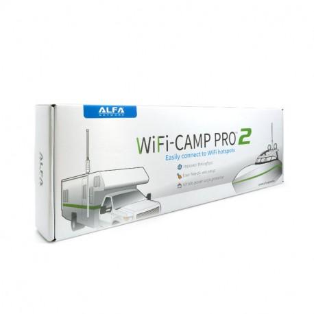 Alfa WiFi Camp-Pro 2