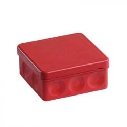 Kopplingsdosa AP 9 IP55 (Röd)