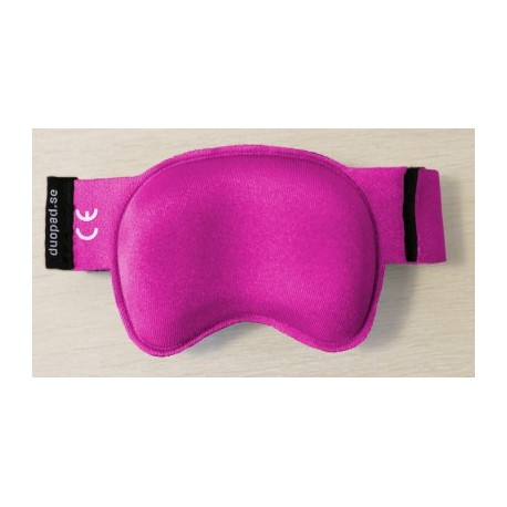 DuoPad handledsstöd 1 par rosa