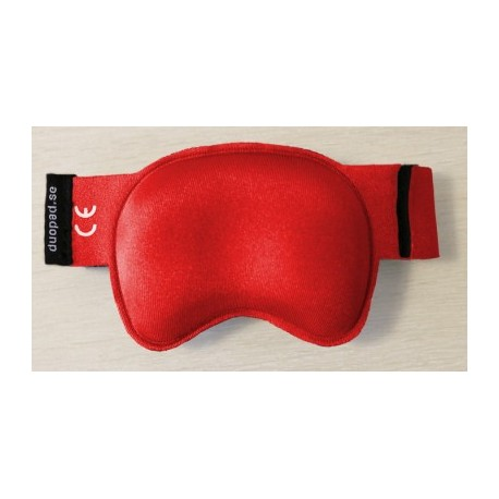 DuoPad handledsstöd (Röd)