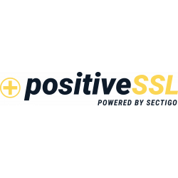 Sectigo Positive SSL (2 år)