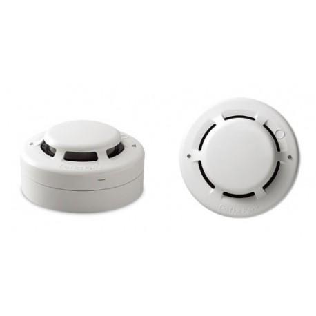 Optisk 4-tråds rökdetektor (Inbyggd siren)