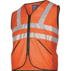 Varselväst Klass 3 EN471, One Size (Orange)
