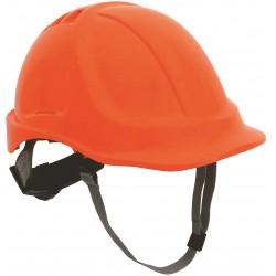 Skyddshjälm EN397 (Orange)