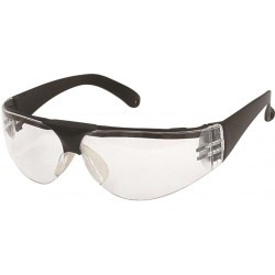 Skyddsglasögon med UV-skydd, N166, Svarta
