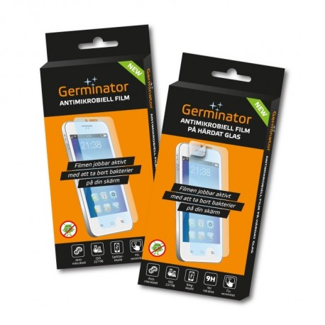 Germinator Antimikrobiell film för iPhone 6/6S/7/8