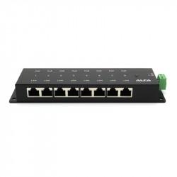 ALFA Network APOE08G Passiv PoE Injector (8 portar, Gigabit)