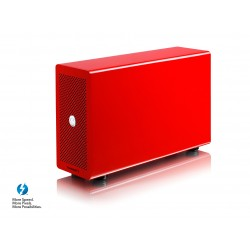 AKiTiO Node Lite (Red)