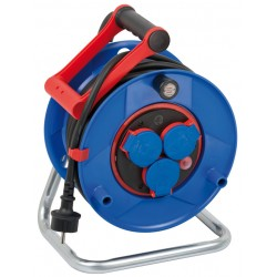 Brennenstuhl Garant Bretec IP44 cable reel for site & professional 25m H07RN-F 3G1,5