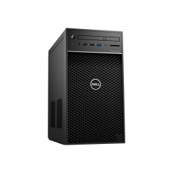 Dell Precision 3630 Tower MT 1 x Xeon E E 2174G 3 8 GHz RAM 16 GB SSD 512 GB DVD Writer Quadro P620 GigE Win 10 Pro 64 bitars vP