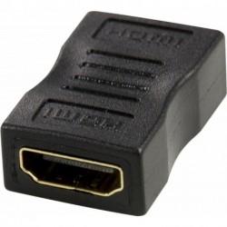 HDMI-adapter, 19-pin (hona-hona, 4k)