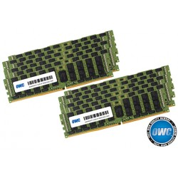 768.0GB OWC Memory Upgrade Kit (12 x 64.0GB PC23400 2933MHz DDR4 LRDIMM for Mac Pro 2019)