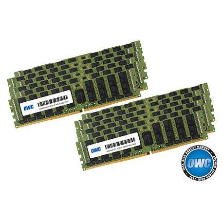 768.0GB OWC Memory Upgrade Kit (12 x 64.0GB PC23400 2933MHz DDR4 LRDIMM for Mac Pro 2019)