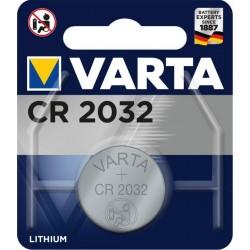 CR2032 Litium batteri