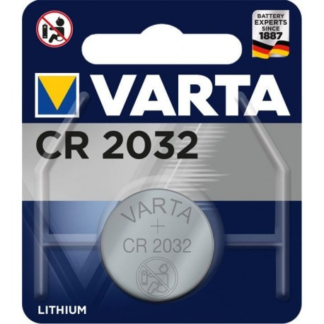 CR2032 Litium batteri