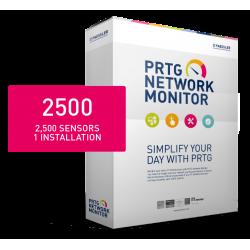 PRTG Network Monitor 2500