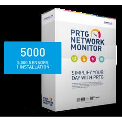 PRTG Network Monitor 5000