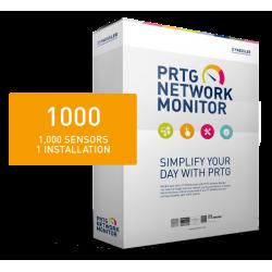 PRTG 1000 (Månader)