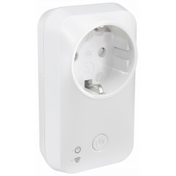 Malmbergs Smart Home Wi-Fi Smart Plug