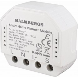 Malmbergs Smart Home WiFi Dosdimmer