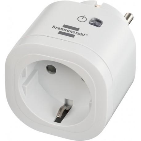 Brennenstuhl®Connect WiFi-uttag för inomhusbruk (3000W)